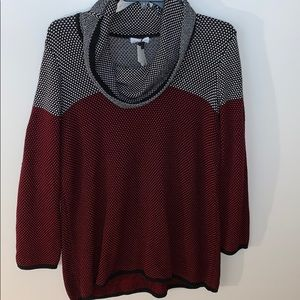 Calvin Klein Women's Sweater Size 2X New with Tags